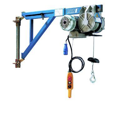 Pfaff EBW 200 - budowlana wciągarka linowa.