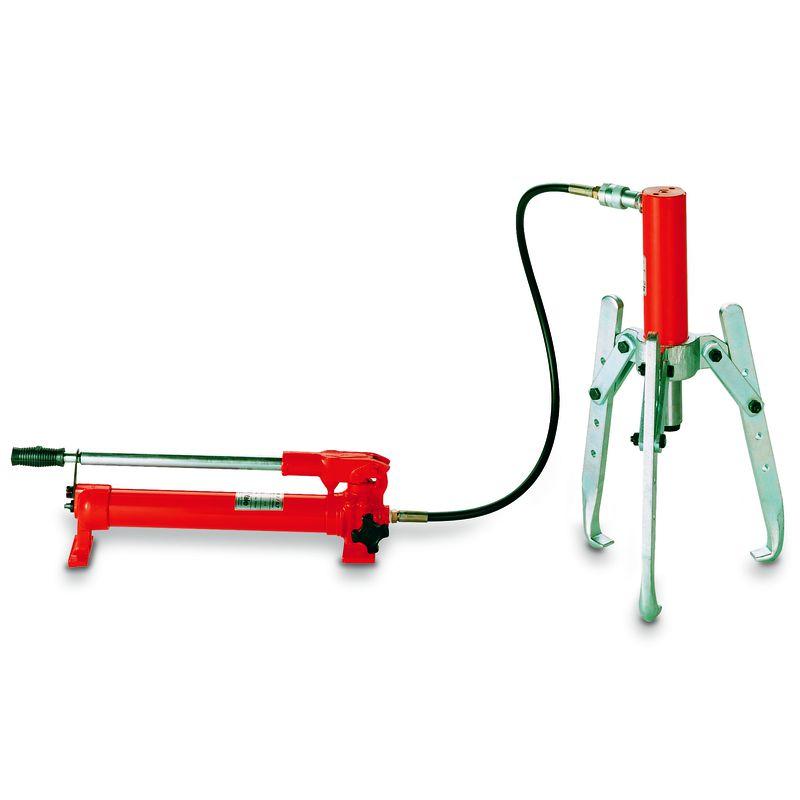 Yale BMZ z oddzielną hydrauliką - Yale BMZ - ściągacz hydrauliczny z odseparowaną hydrauliką