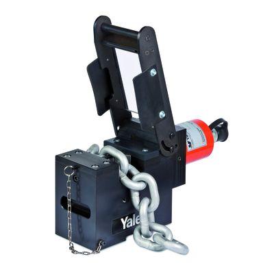 Yale YCC - Yale YCC - model hydraulicznego obcinaka do łańcuchów