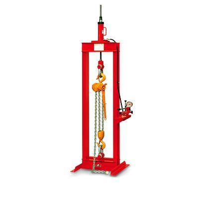 Yale RPYS - hydrauliczne stanowisko testowe dla urządzeń dźwignicowych