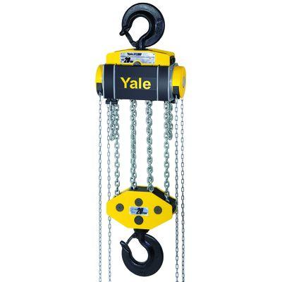 Yalelift YL 20000 - wciągnik ręczny 20 ton z 6 pasmami łańcucha