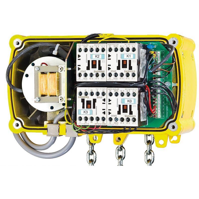 Yale CPV 2-8 - elektronika sterująca