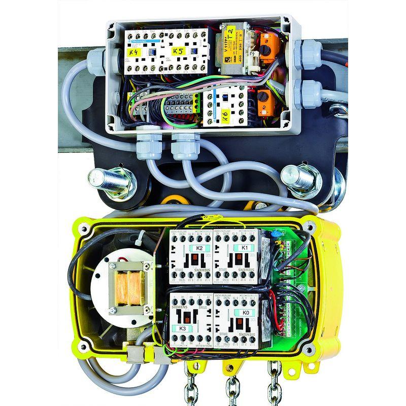 Yale CPV VTE 250 kg - elektronika sterująca