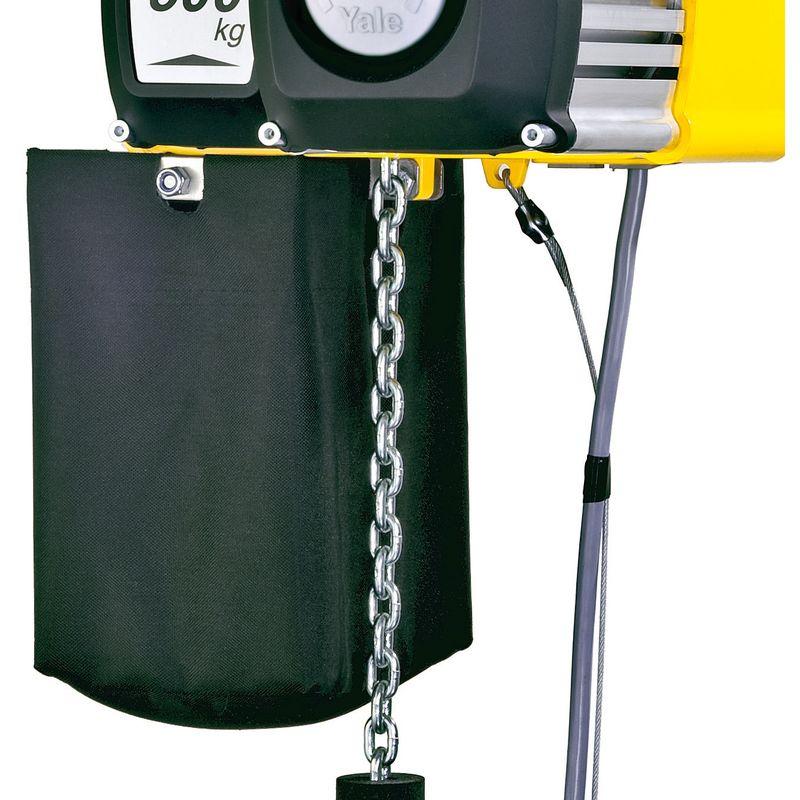 Yale CPV VTE 500 kg - pojemnik na łańcuch nośny
