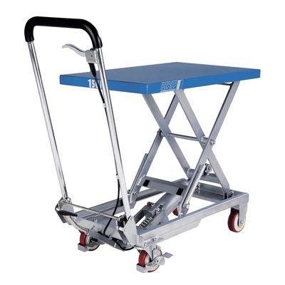 Pfaff HX 500 - ręczny wózek platformowy z hydraulicznym podnośnikiem nożycowym