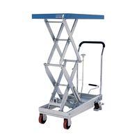Pfaff HX-D 350 - ręczny wózek platformowy z podwójnie nożycowym podnośnikiem hydraulicznym