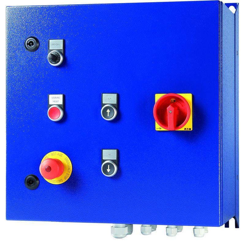 Pfaff SL 980/1250 kg - falownik do płynnej zmiany prędkości nawijania liny OPCJA