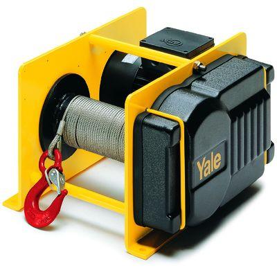 Yale RPE 5-12 230V - wciągarka linowa 500 kg do pracy w dowolnej pozycji