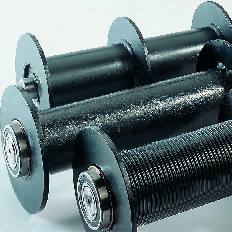 Yale RPE 10-6 230V - rodzaje bębnów nawojowych