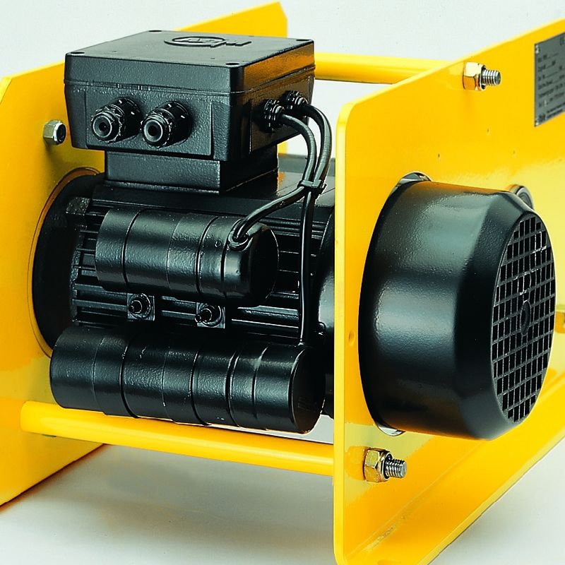 Yale RPE 10-6 230V - silnik jenofazowy 230V