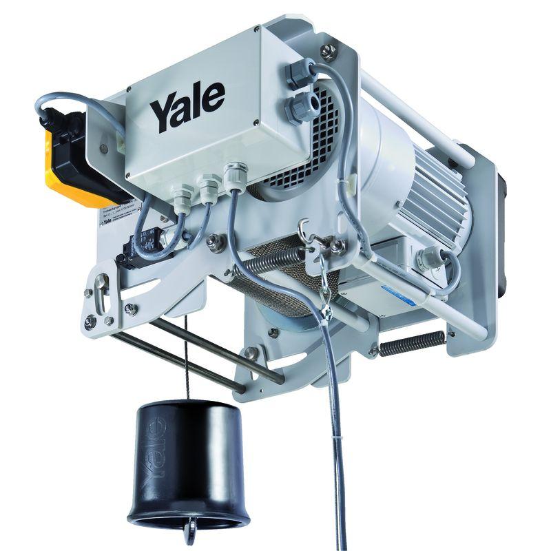 wciągarka linowa elektryczna 1t - Yale RPE 10-6 400V