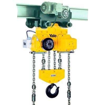 Elektryczny wciągnik łańcuchowy 10t z wózkiem - Yale CPE 100-2 VTE