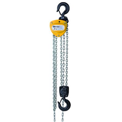 Yale VSIII - ręczna wciągarka łańcuchowa z dwoma cięgnami