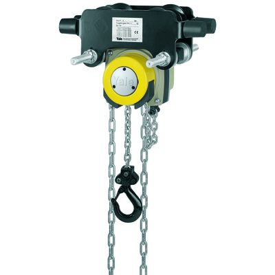 wciągarka łańcuchowa z wózkiem 1t - YaleLIFT ITG 1000 A