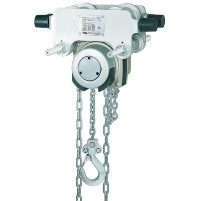 YaleLIFT ITG 5000 CR - antykorozyjny wciągnik łańcuchowy z wózkiem z napędem