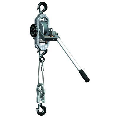wciągnik linowy ręczny 500 kg - Yale LM 115 DV-B