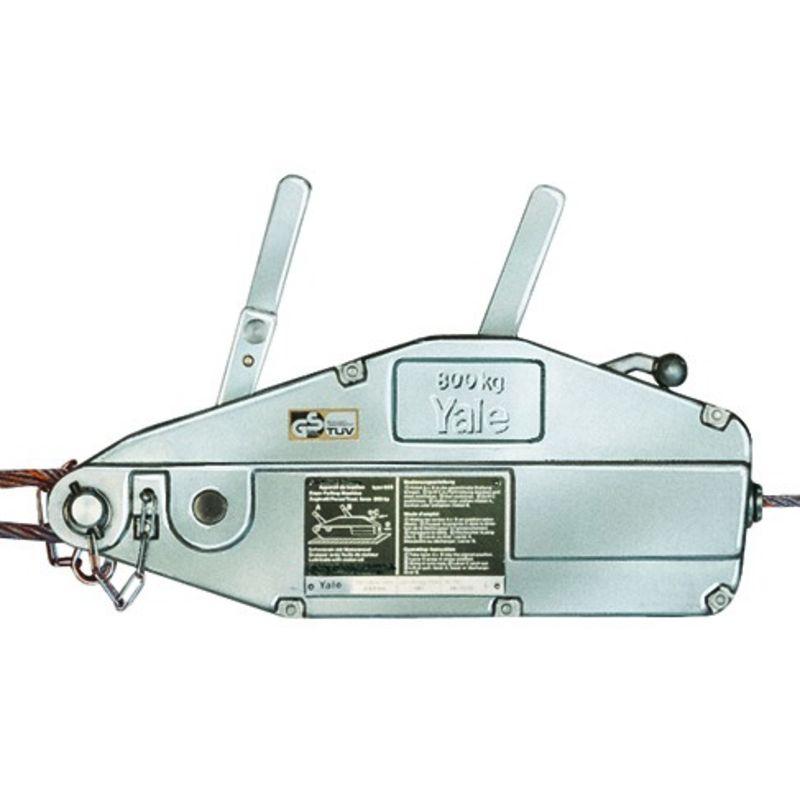 YaleTRAC Y 08 - przeciągarka linowa z aluminiowym korpusem