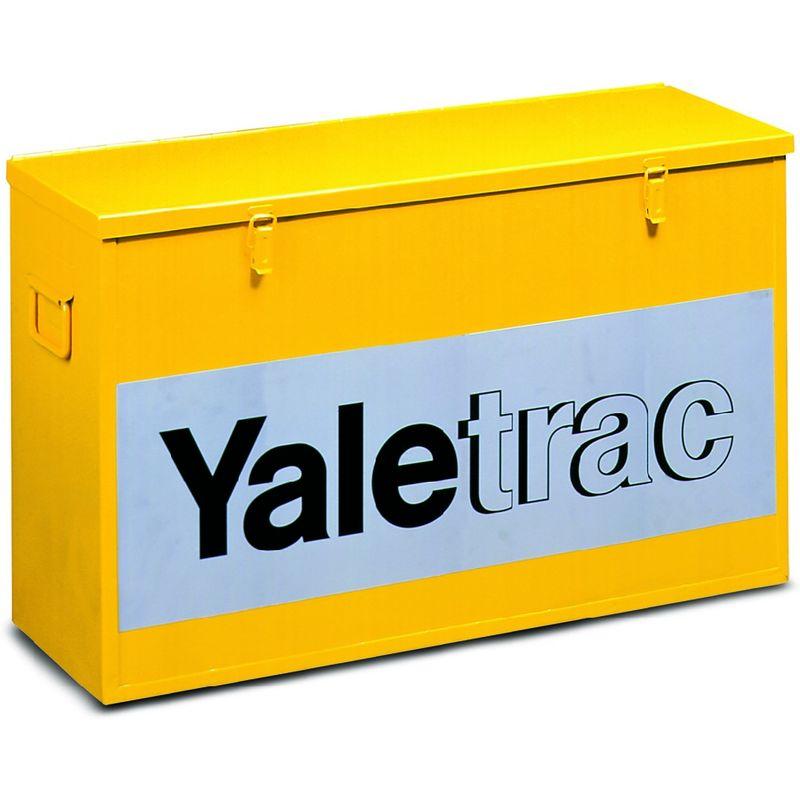 YaleTRAC - skrzynia transportowa jako opcja dodatkowa