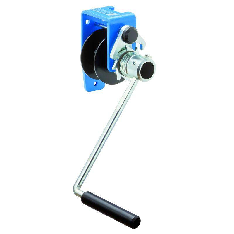 Pfaff MWS 150 - stacjonarna ręczna wciągarka linowa z przekładnią czołową