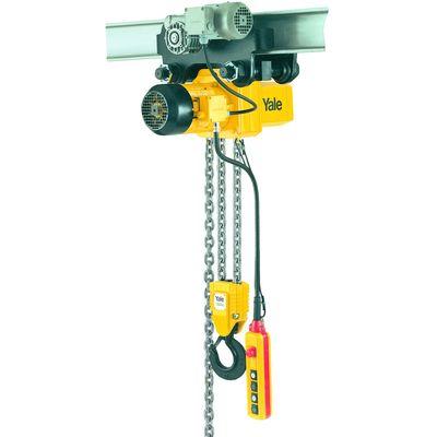 Elektryczny wciągnik łańcuchowy 7,5t z wózkiem - Yale CPE 75-1,6 VTE