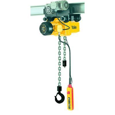 Elektryczny wciągnik łańcuchowy 1,6t z wózkiem - Yale CPE 16-8 VTE
