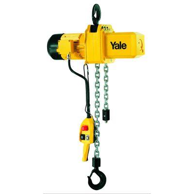 Yale CPE 75-1,6 - przemysłowy wciągnik o udźwigu 7,5 tony na haku