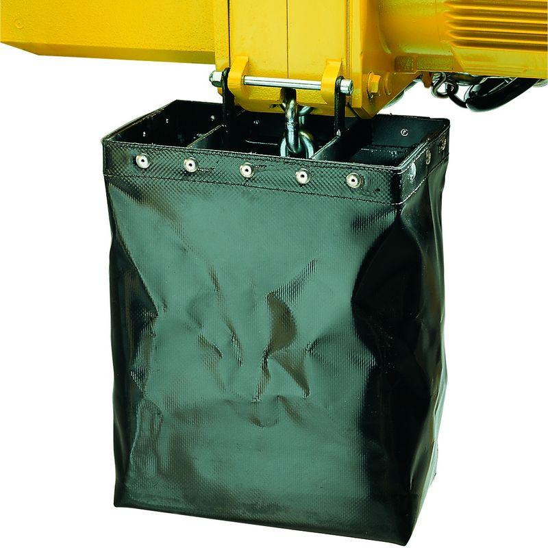Yale CPE 2500 kg - podwieszany pojemnik na łańcuch nośny OPCJA
