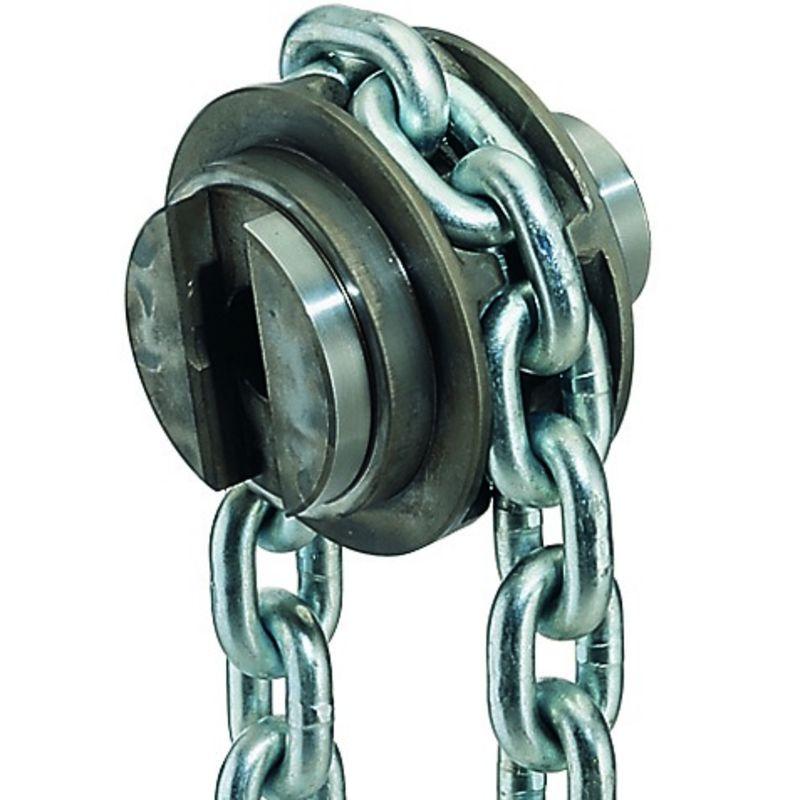 Yale CPE 7500 kg - głowica pędna łańcucha nośnego