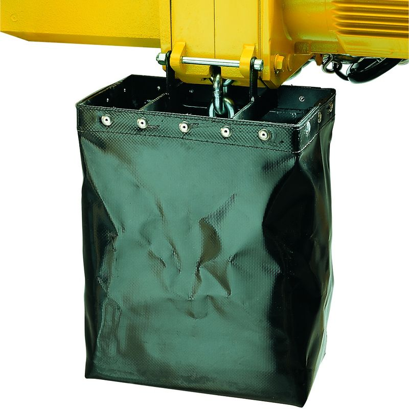 Yale CPE 2000 kg - podwieszany pojemnik na łańcuch nośny OPCJA