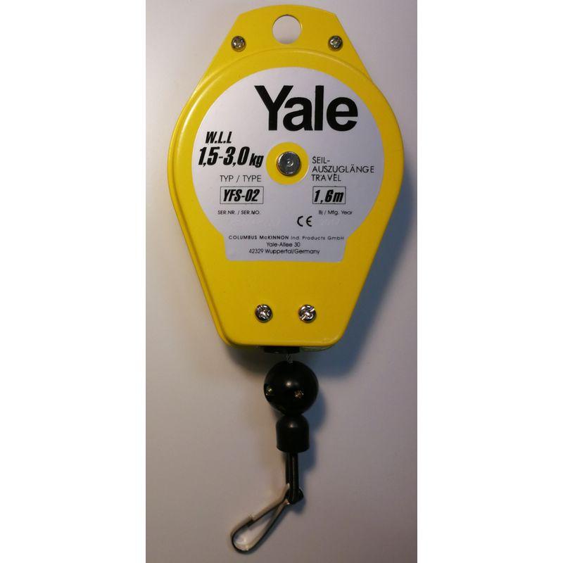 Yale YFS-02 - widok ogólny