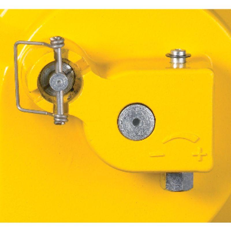 Yale YBF-05 - regulacja naciągu balansera narzędziowego TYŁ