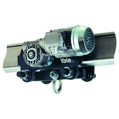 Yale VTEF-U 5000 - dwuprędkościowy, elektryczny wózek belkowy 5000 kg