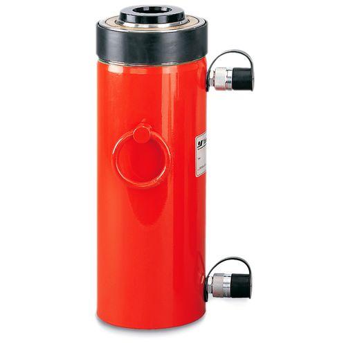hydrauliczny cylinder przelotowy tłok ø 120mm