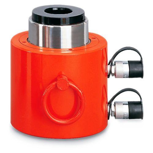 dwustronny cylinder przelotowy tłok ø 160mm