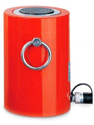 duży hydrauliczny cylinder jednostronny