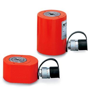 jednostronny z niskim cylindrem  tłok ø 57mm